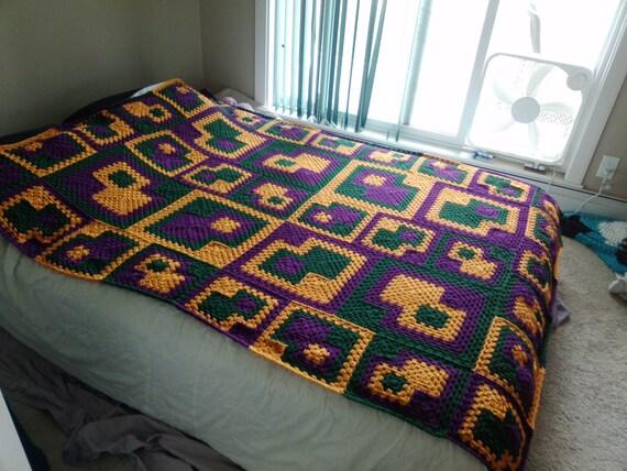 Crochet blanket pattern pdf recursive echo granny