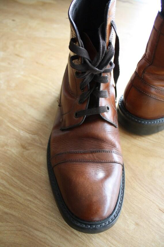 banana republic s leather dress boots