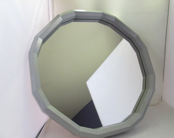 Unique modern mirror related items etsy for Miroir grossissant x20