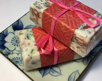 Cinnamon Guest Soap
