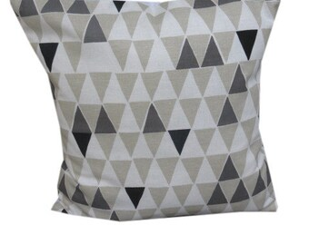 "Spira Fabric Graphic Design Jaffa 16"" Cushion Cover"