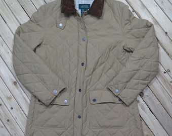Ralph Lauren Quilted Bomber jacket Polo
