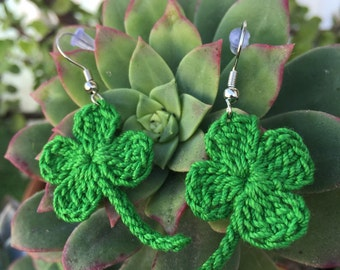Four Leaf Clover/Shamrocks