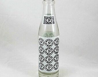 Nickel Nips Old Soda Bottle ACL Clark's Beverages Newcastle Maine