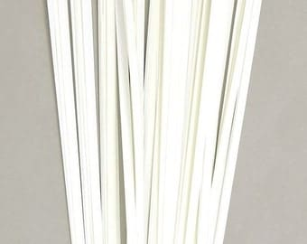 Quilling Paper strips ivory Big Pack