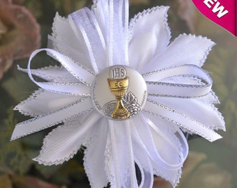 First Holy Communion Confetti Flower almond favor Bomboniere