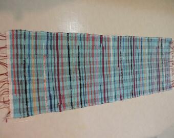 Hand Woven Rag Rug (16-9)