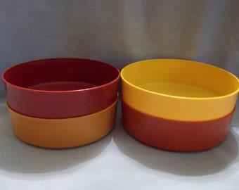 Vintage Tupperware Cereal Bowls