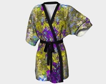 01142 Kimono Robe