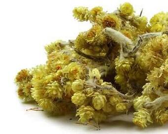 Helichrysum Flowers (Life Everlasting) (Organic)