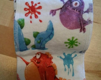 Set of 9 Family Cloth, Cloth Toilet Paper, Wipes