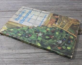 Renfroe's Christmas by Robert Buren. Vintage children's book published 1968. Vintage book, book, fiction, children's literature, Christmas