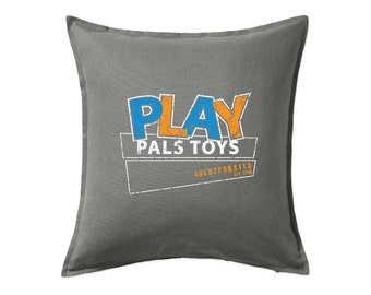 Childs Play: Play Pals Toys Cushion