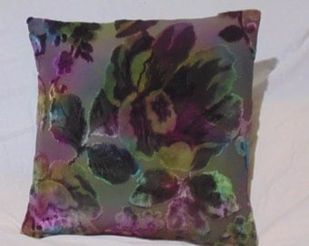 Designers Guild Fabric Mathura-Kingfisher Cushion Covers / Pillow