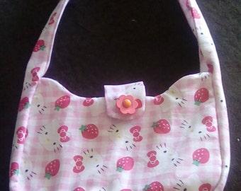 Hello Kitty toddler purse