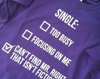"""Tshirt - """"Single"""""""