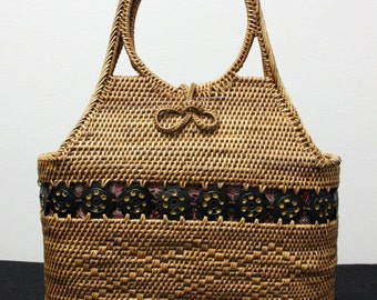 Balinese Handwoven Handbag