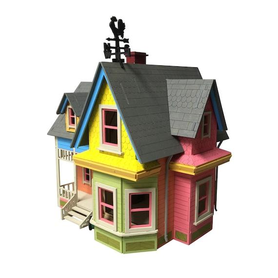 New version up house model kit wedding present engagement for Model house movie
