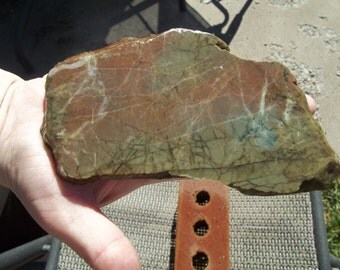 Unknown Jasper? slab From a vintage collection #177