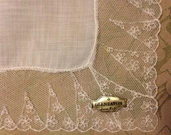Swiss Linen Handkerchief