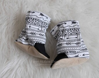 Baby Boots Aztec Baby Boots Arrow Baby Boots Black Baby Boots Black Baby Shoes Baby Boy Shoes Baby Girl Shoes Baby Boy Boots Baby Girl Shoes