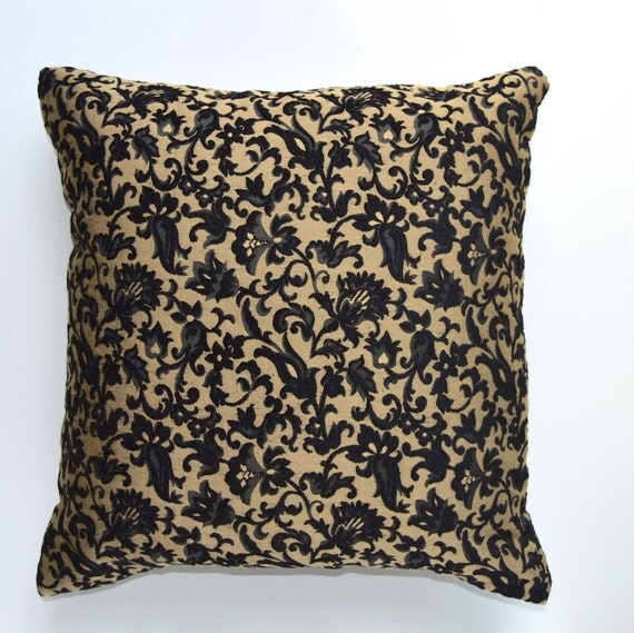 Throw Pillow Cover And Insert : 18x18 Decorative Throw Pillow Cover with Insert by GreenGraves