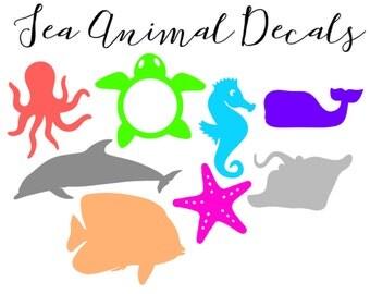 Animal Decals