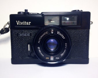 Revue 35EE - perfect point and shoot camera!