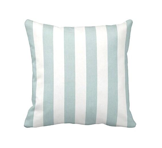 Decorative throw pillow covers light blue pillow cover powder for Light blue throw pillows