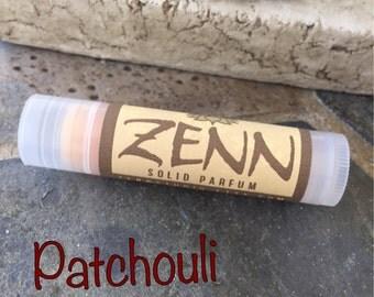 Solid Moisturizing Perfume Stick ~ Patchouli