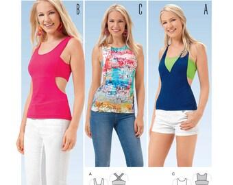 Burda Pattern 6656 Misses' Shirt