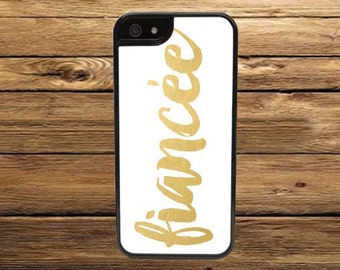 Cell Phone Case - Fiancee, Engagement Cell Phone Case - iPhone Cell Phone Cases - Samsung Galaxy Case - iPod Case
