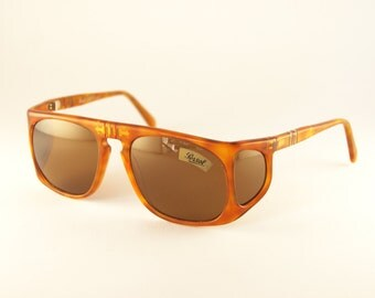 Persol Ratti 4 lenses Vintage Sunglasses - '80 sunglasses - rare authentic vintage Persol sunglasses - New Never Been Worn - Made in Italy