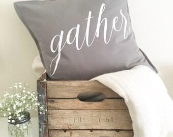 Gather Pillowcase