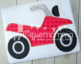 ATV Applique Design