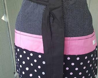 Items Similar To Shabby Chic Upcycled Vintage Fabric Half