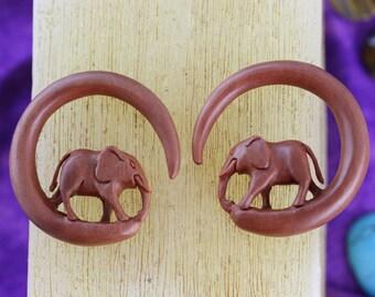 """Shop """"elephant earrings"""" in Body Jewelry"""