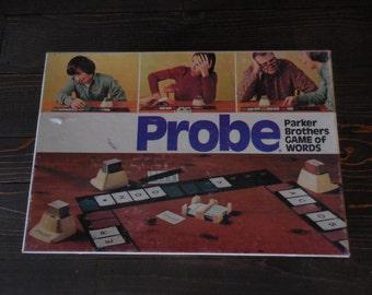 Probe Board Game