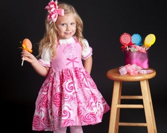 Lollipop Candy outfit, Candy Land Dress, Lollipop Dress, Lollipop pageant, Candy Land theme