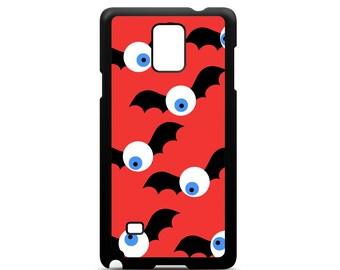 Phone Case Flying Bat Eyes for Samsung Galaxy Note 3, Samsung Galaxy Note 4 and Samsung Galaxy Note 5