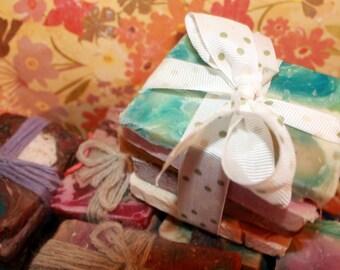 Handmade Soap Sampler