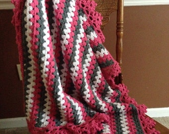 Soft and Gentle Crochet Baby Blanket