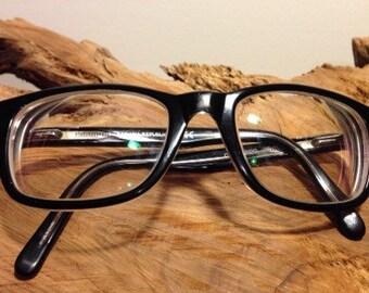 Banana Republic Channing Glasses black eyeglasses frames