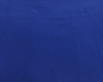 Royal Nylon Lycra Heavy Weight 4-way Stretch Fabric by the Yard