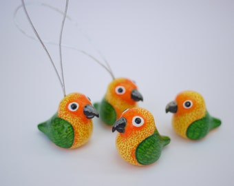 Jenday Conure Ornament