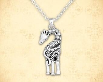 Giraffe Necklace - 47930