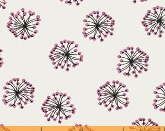 Clearance Cotton Fabric by the yard - Quilt Fabric - Fabric - Pink Floral Fabric - Pink Fabric - Floral Fabric