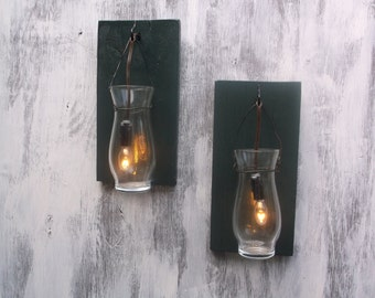 sconce wall decor home decor wall light christmas rustic wall sconce
