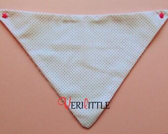 Secababitas white/pink dots