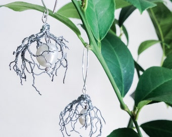 Tree Treasure Earrings